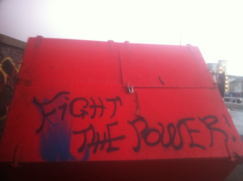 """fight the power"""