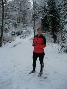 me in snowy dell jan13