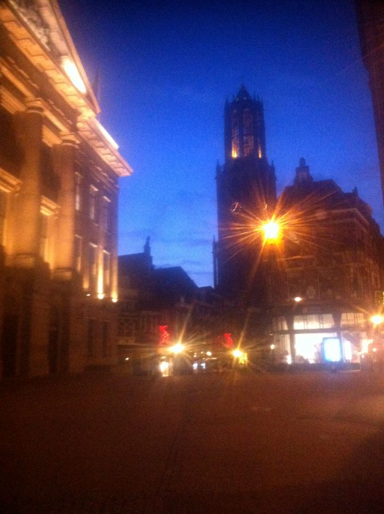 Early morning Utrecht