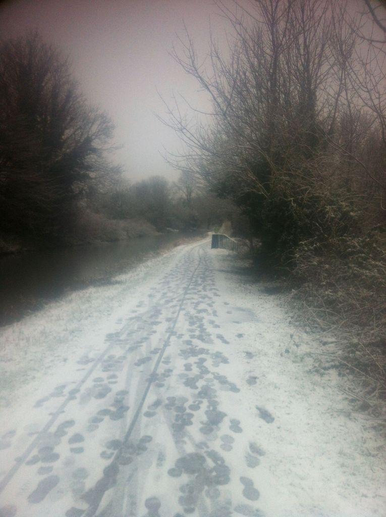 canal snow 2