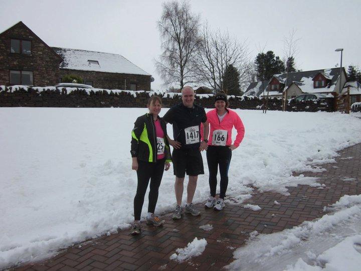 Inverness half marathon