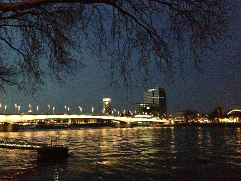 evening Cologne