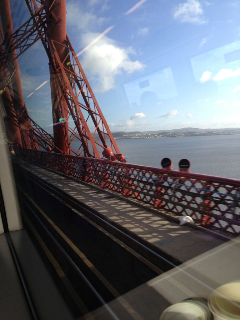 Forth Bridge April 13
