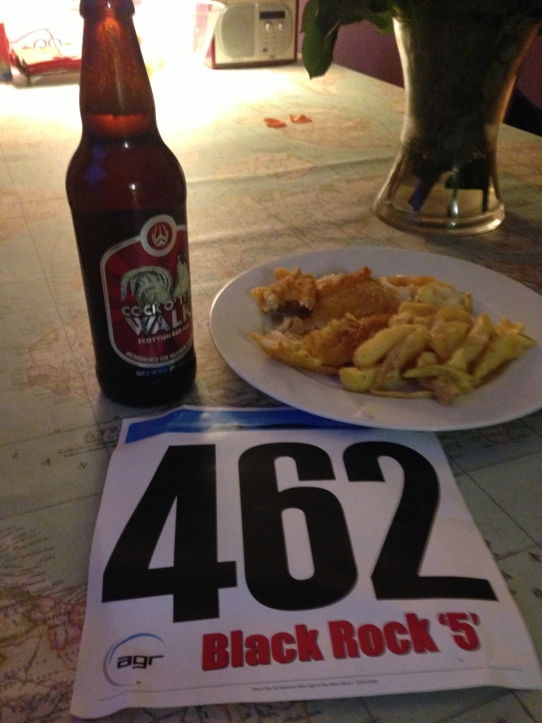 chips and race number
