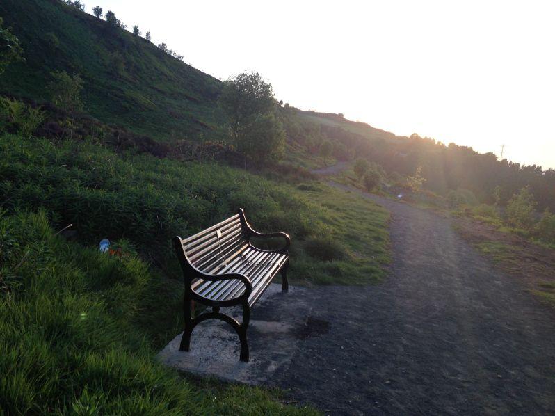 pentland bench