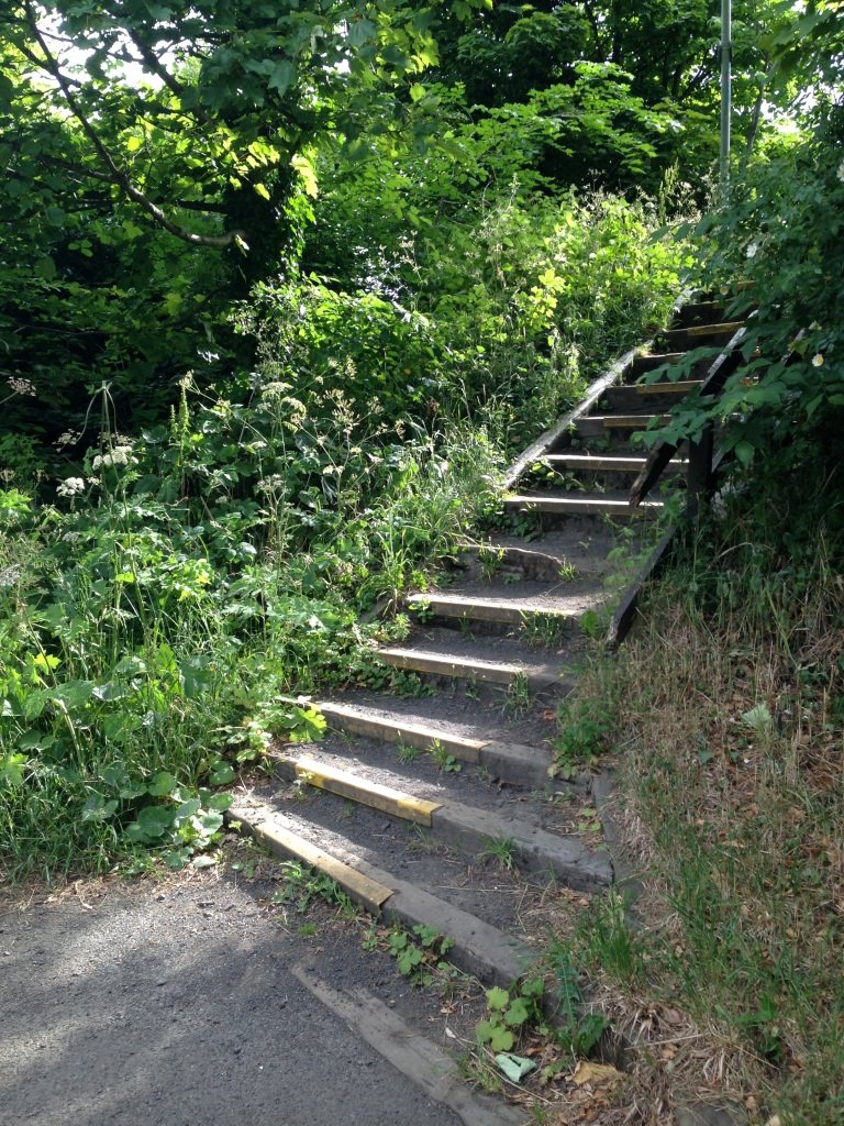 canal staircase