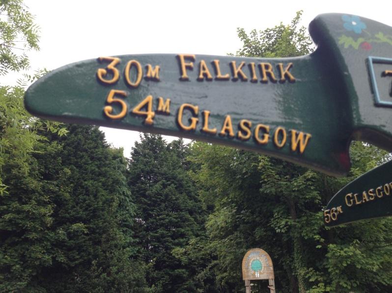 Falkirk sign