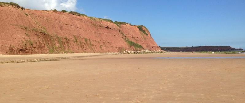 cliff panorama