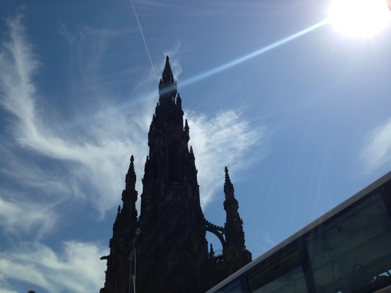 cloud 5 Scott Monument