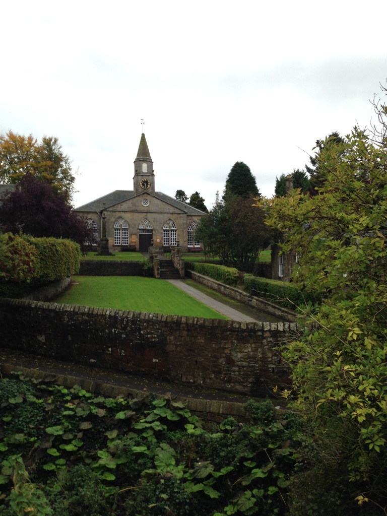 Currie Kirk edinburgh