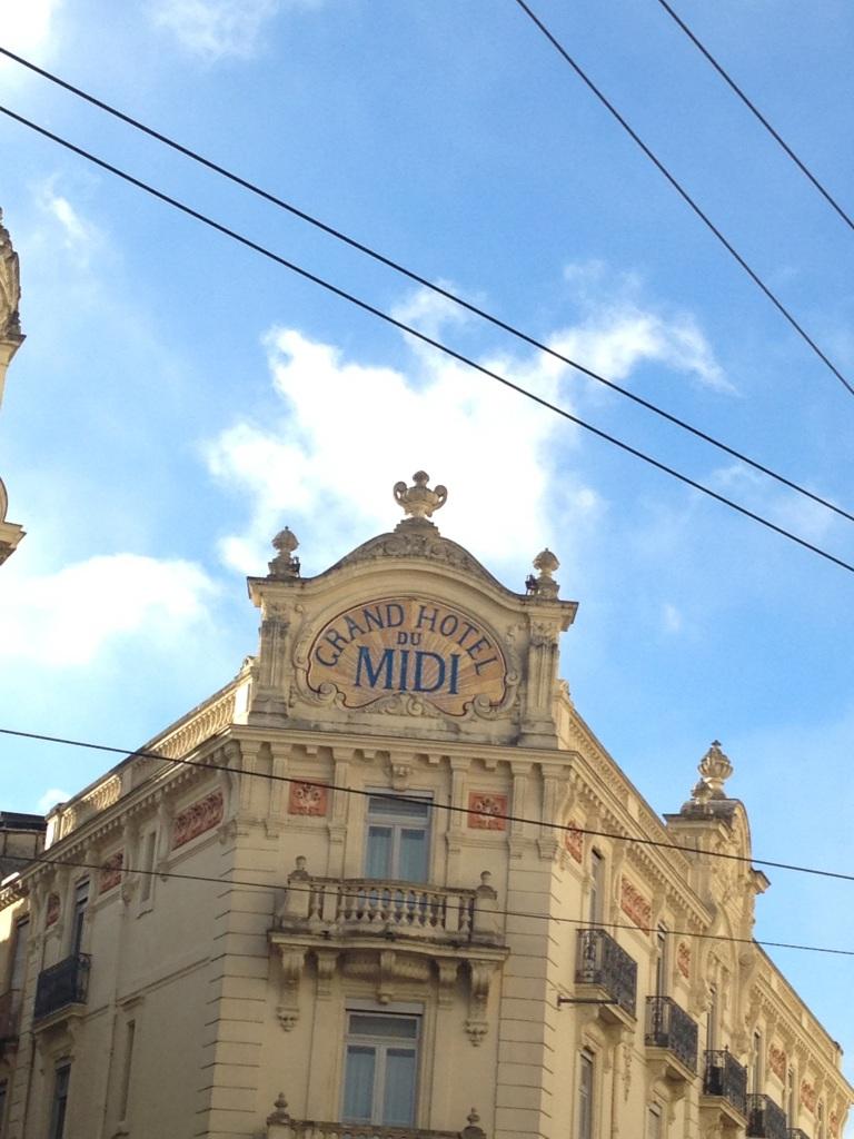hotel du midi Montpellier