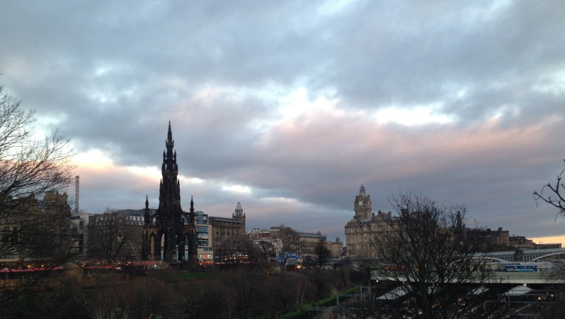 Edinburgh Christmas