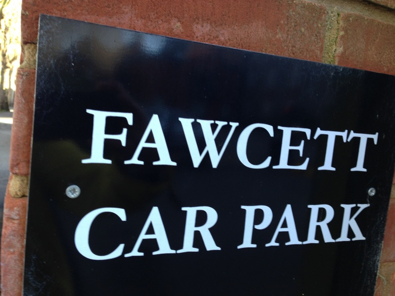 Fawcett Car park