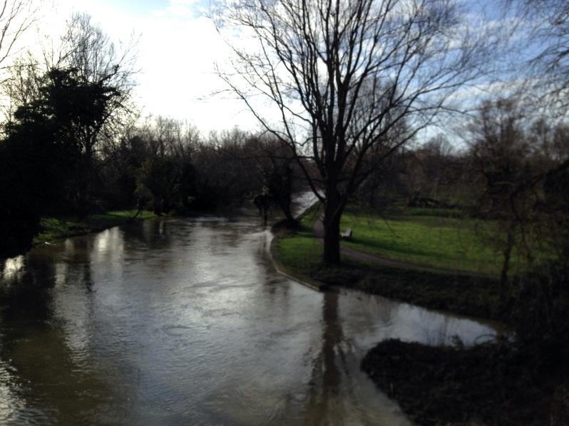 high river Cambridge