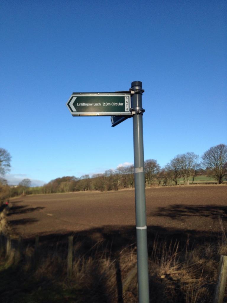 loch sign