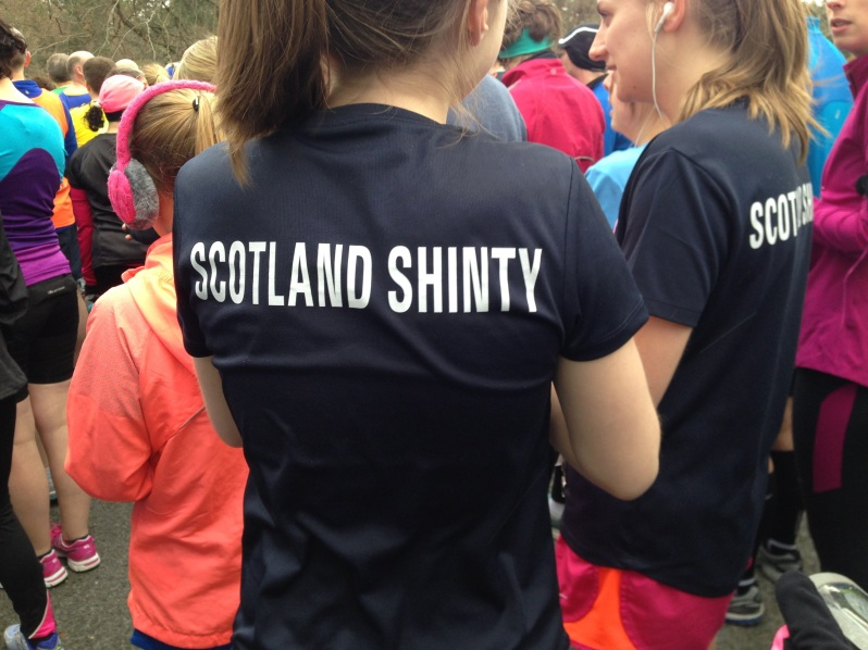 competitors, scottish, shinty