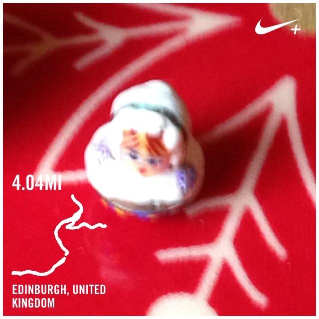 Day 7 Nike +