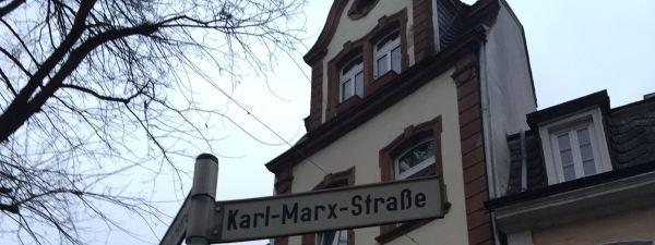 Trier, Karl Marx Strasse