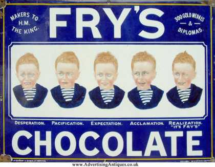 five boys chocolate