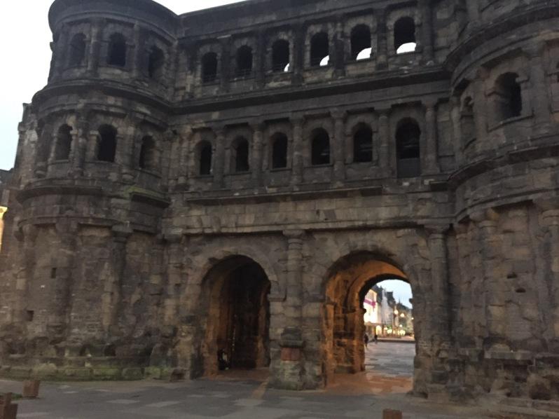 Porta Nigra ,Trier
