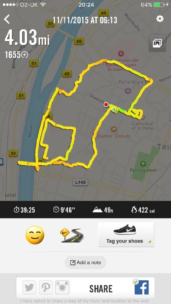 Trier run