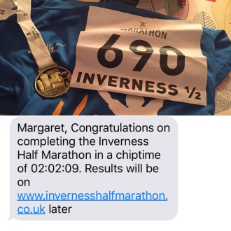 Inverness half blog - 1