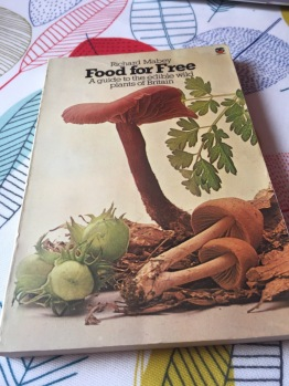 front cover Richard Mabey Food fir Free