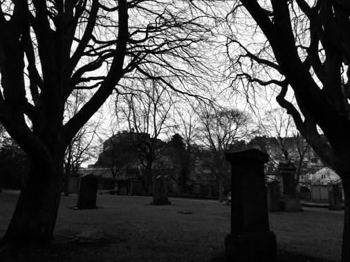 Greyfriars Kirk Graveyard