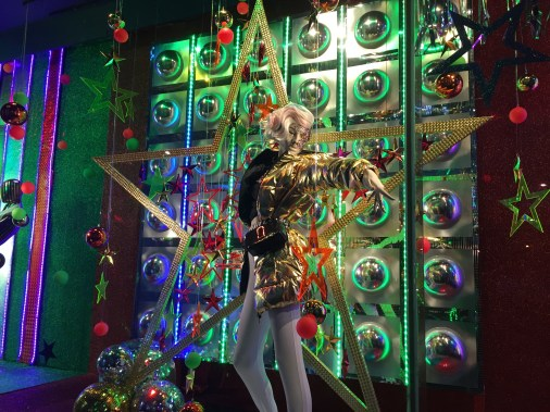 Harvey Nichols window