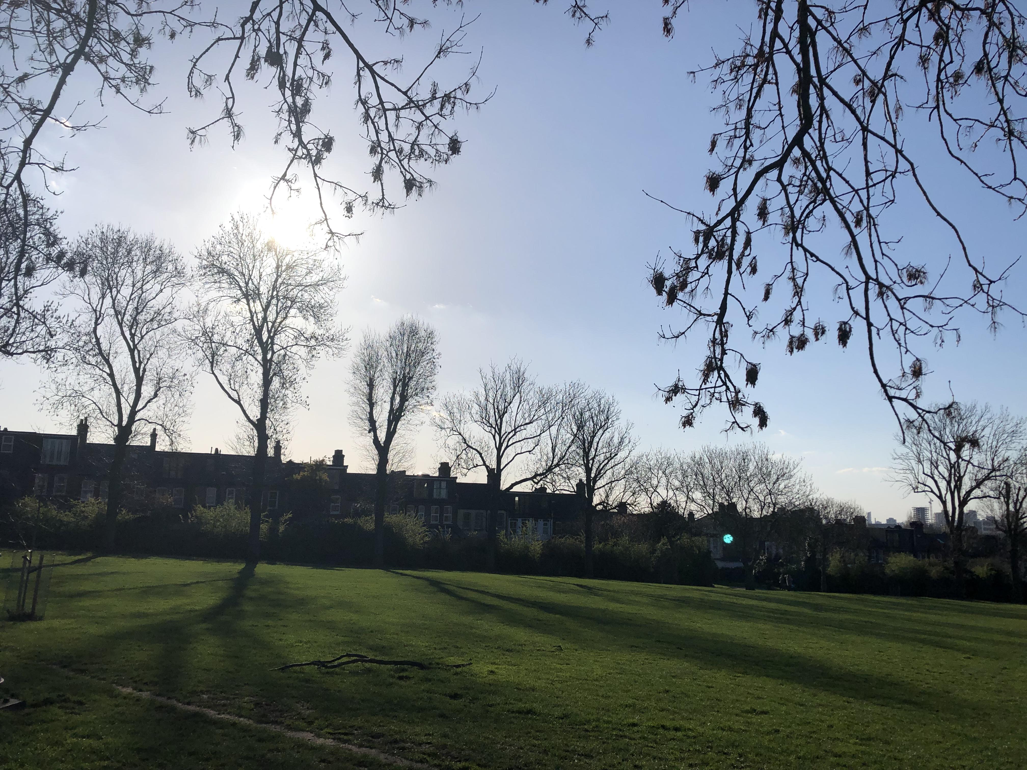 Ruskin Park London