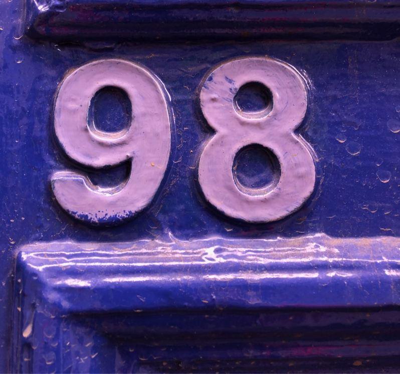 number 98
